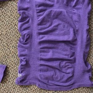Athleta Tops - Athleta Fitted Workout Long Sleeve